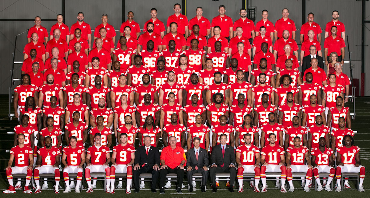 A Post Draft Look At The Kansas City Chiefs Roster